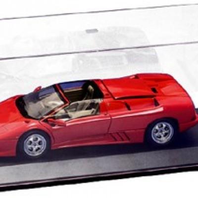 AUTOART Clear Cover & Plastic Base Plate