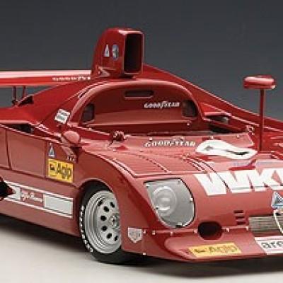 Alfa Romeo 33 TT 12 #2 Merzario