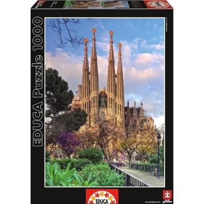 1000 EL. Barcelona, Sagrada Famili