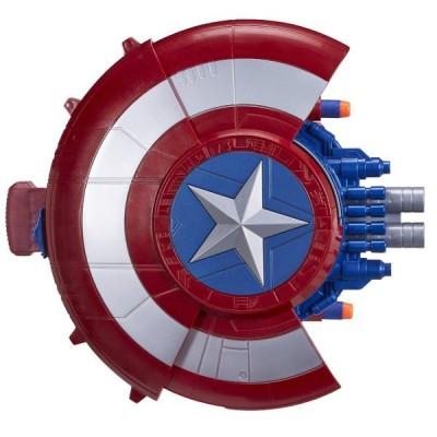 Captain America Blaster Reveal Shield WV1 16 Tarcza z wyrzutnią