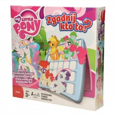 HASBRO Zgadnij kto to? My Little Pony