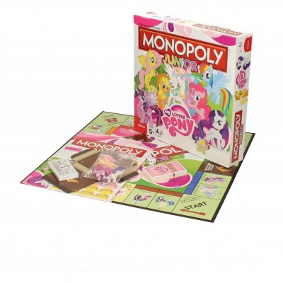 HASBRO Monopoly junior, My Little Pony
