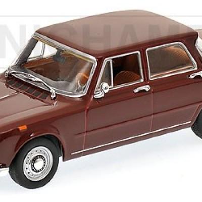 Alfa Romeo Giulia 1970 (red)