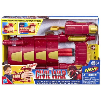 CA Iron Man Rękawica z wyrzutnią