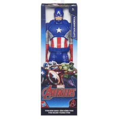 AVN Titan Hero, Captain America
