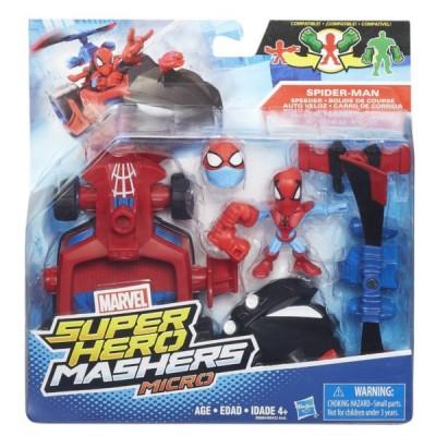 AVN Figurka z pojazdem, SpiderMan Speeder