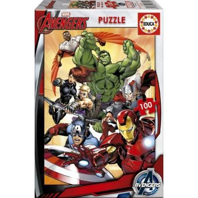 100 EL. Avengers