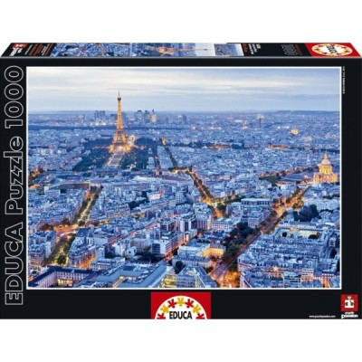 1000 EL. Światła Paryża