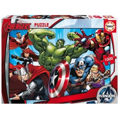 1000 EL. Avengers