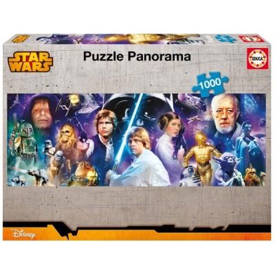 1000 EL. Panorama Star Wars