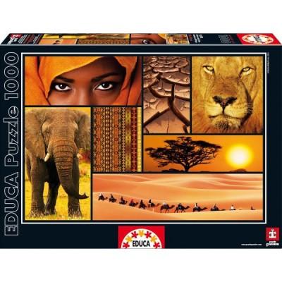 1000 EL. Kolory Afryki