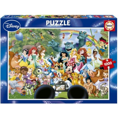 1000 EL. Cudowny świat Disneya