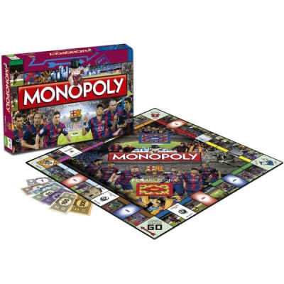 HASBRO Monopoly FC Barce lona