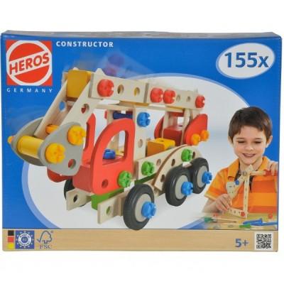 Constructor, Feuerwehrauto