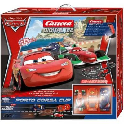 CARRERA Digital 132 Cars Porto Corsa Cup