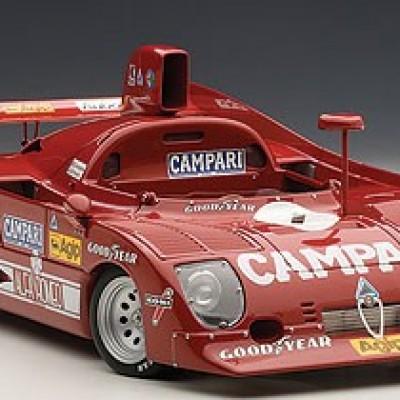 Alfa Romeo 33 TT 12 #1 Merzario