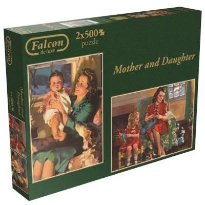 2x500 EL Matka i córka
