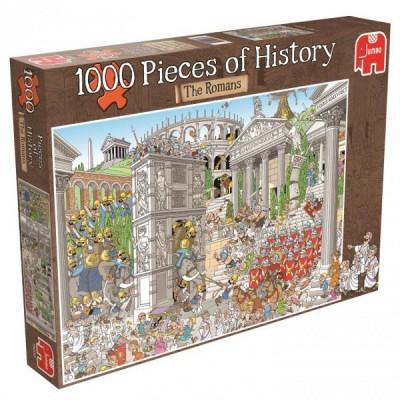 1000 EL Historia Rzymian