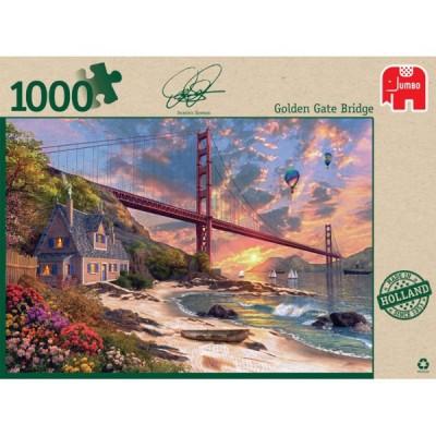 1000 EL Most złotej bramy