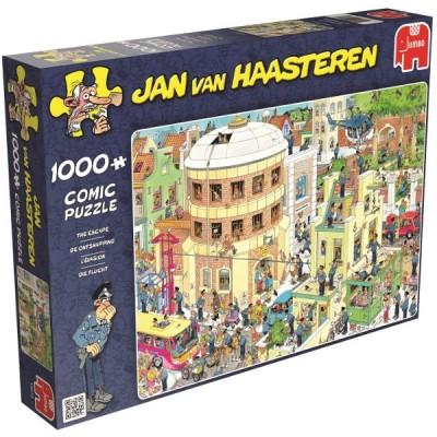 1000 EL. J.van Haasteren, Ucieczka