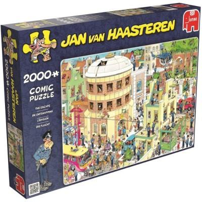 2000 EL. J. van Haasteren Ucieczka