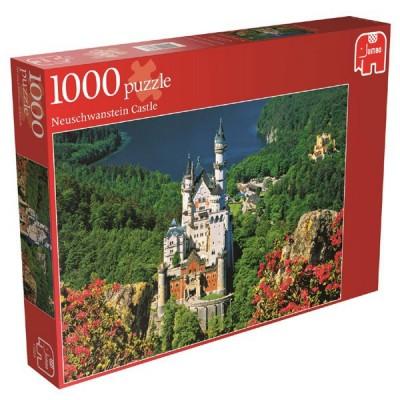 1000 EL Zamek Neuschwanstein