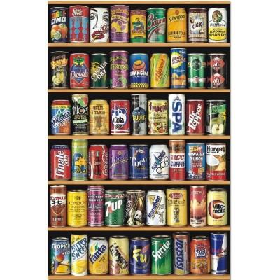 1000 EL. Cans Miniature