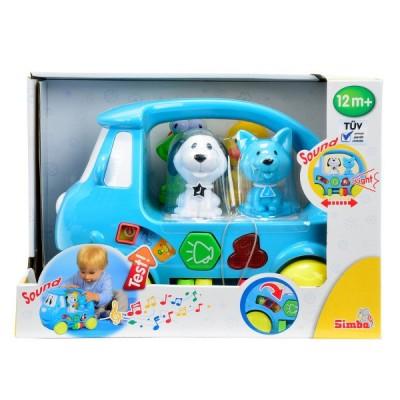 ABC  Zabawny mini Van