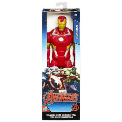 AVN Titan Hero, Iron Man