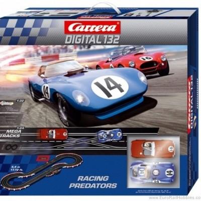 CARRERA Digital 132 Racing Predators