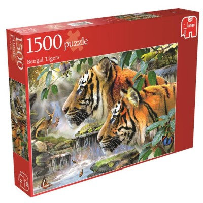 1500 EL. Tygrysy bengalskie