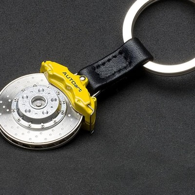 AUTOART Brake Disc Keych ain 6-Pots