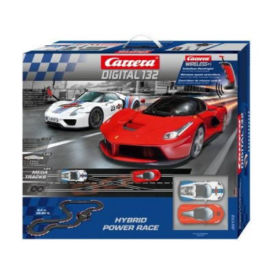 CARRERA Digital 132 Hybrid Power Race
