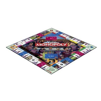 HASBRO Monopoly FC Barcelona PL