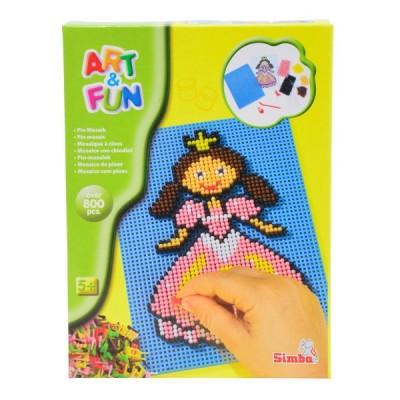 A&F Mozaika, księżniczka