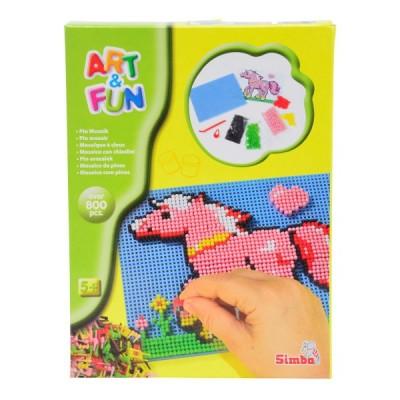 A&F Mozaika, kucyk