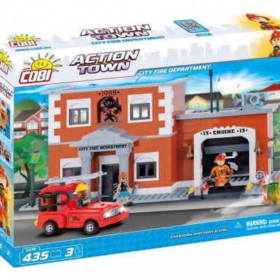 Action Town Departament straży pożarnej