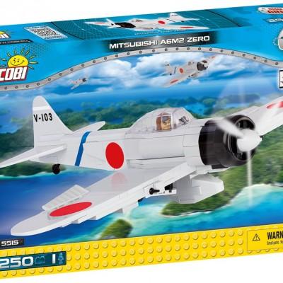 Armia Mitsubishi A6M2 Zero - myśliwiec japoński