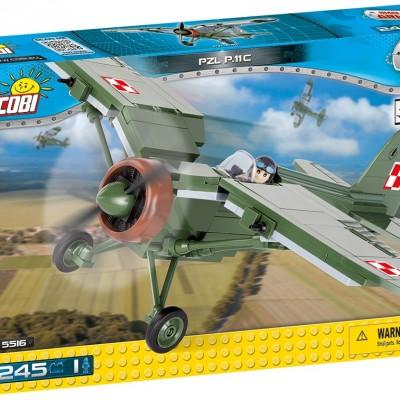 Armia PZL P.11C