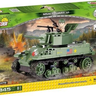 Armia M5A1 Stuart VI, 350 EL.