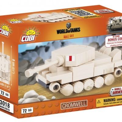 Armia Nano Tank Cromwell 72 ELEMENTY