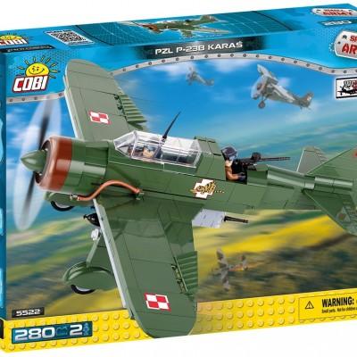 Armia PZL P-23B Karaś